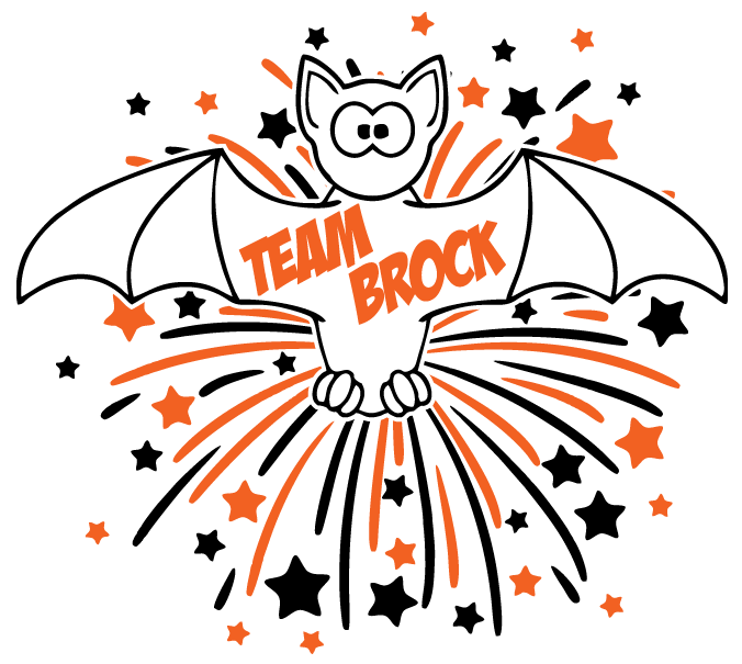 Team Brock Halloween Virtual Run/Walk/Sleep